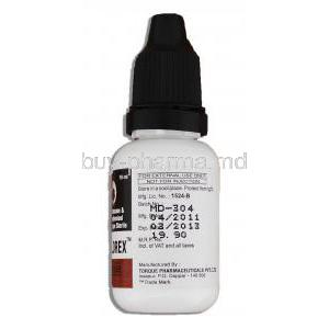 Chloramphenicol/ Dexamethasone Eye Drops Torque Pharmaceuticals
