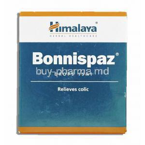 Bonnispaz Relieves Colic Drops Box