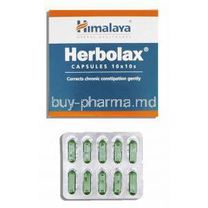 Herbolax  for Chronic Constipation Capsule