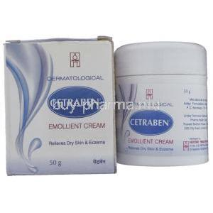 Emollient Cream, (Paraffin)