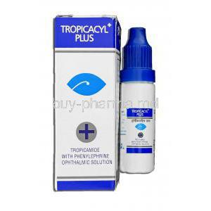 Tropicamide/ Phenylephrine Hydrochloride Eye Drops