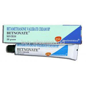 Betnovate, Betamethasone Valerate Cream