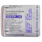 Shidox, Doxycycline HCL, 100mg, Box