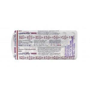 Order Generic Hydrochlorothiazide and Irbesartan