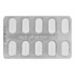 Antepsin, Generic Carafate, Sucralfate 1gm Tablet Blister Pack