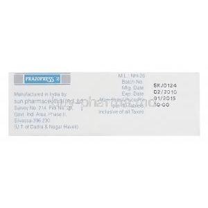 Prazopress xl 5