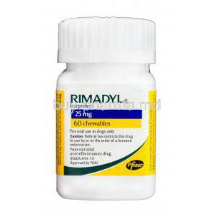 Rimadyl Chewable for Dogs