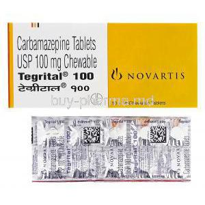 Tegrital, Carbamazepine Tablet