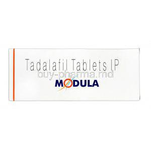 Modula, Tadalafil 5mg Box