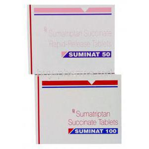 Suminat 25 mg equivalent