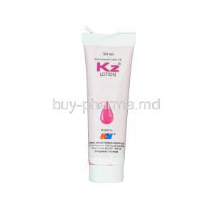 KZ Lotion, Generic Nizoral, Ketoconazole Lotion 2% 50ml Tube