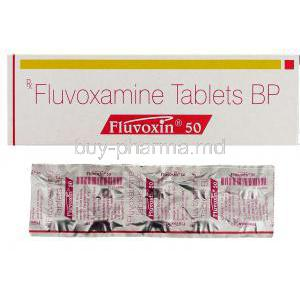 Fluvoxin, Fluvoxamine Maleate Tablets