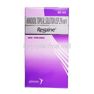 Regaine Solution, Minoxidil