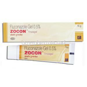 Zocon Trans Gel, Fluconazole