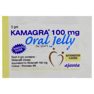Genuine Viagra Oral Jelly 100 mg Online