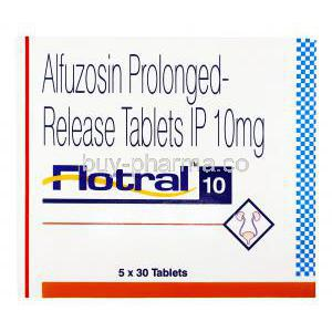 Flotral, Alfuzosin