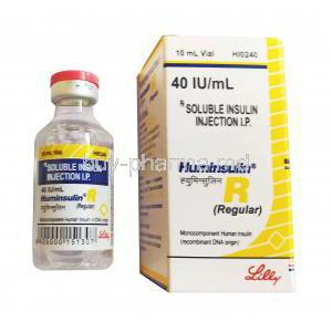 Univia-R Soluble Insulin Injection