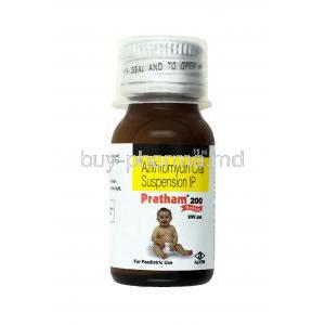 Pratham Oral Suspension, Azithromycin