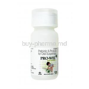 Prowel Dry Syrup bottle