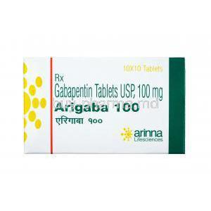 1800 mg gabapentin