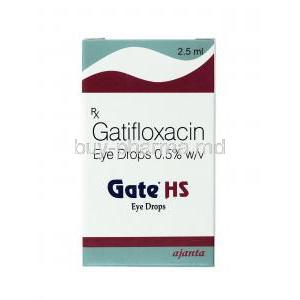 Gate HS Eye Drop, Gatifloxacin