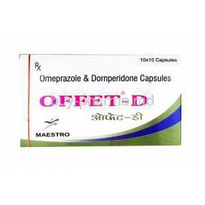 Offet D, Domperidone and Omeprazole