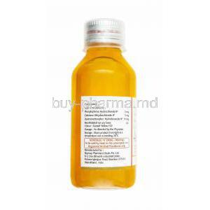 Alocet D Syrup, Cetirizine, Dextromethorphan and Phenylephrine manufacturer