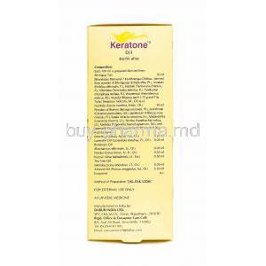 Keratone Oil manufacturer