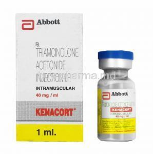 Kenacort Injectionicon, Triamcinolone 40mg