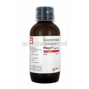 Flagyl Oral Suspension, Metronidazole