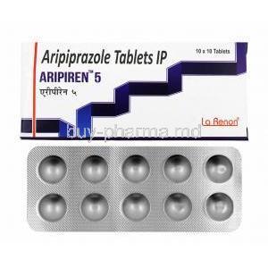 ARIPIPRAZOLE WOCKHARDT 5 MG TABLETS | Drugs.com