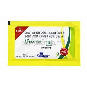 Upcount Powder sachet