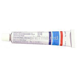 Proctosedyl Ointment  Tube Information