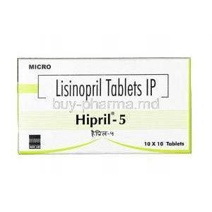 Hipril, Lisinopril