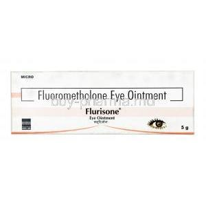 Flurisone Eye Ointment, Fluorometholone