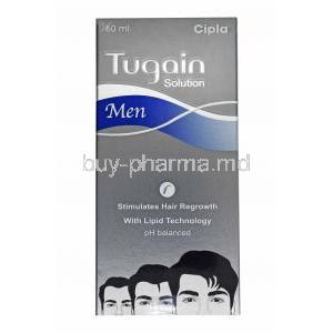 Tugain Men Solution, Minoxidil/ Finasteride