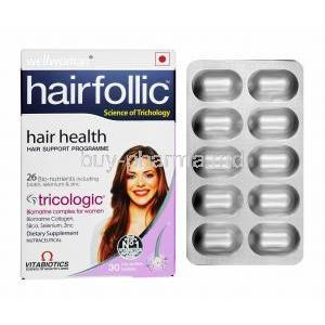 Wellwoman Hairfollic