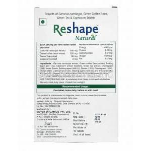 Reshape Natural composition