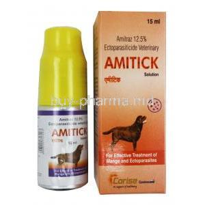 Amitick Solution for Dogs