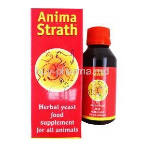 Anima Strath Herbal Yeast Food Supplement for Animals