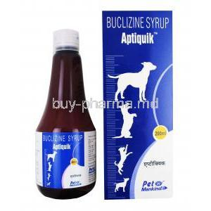 Aptiquik Syrup for Dogs