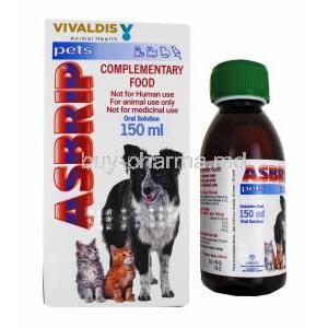 Asbrip Oral Solution for Pets