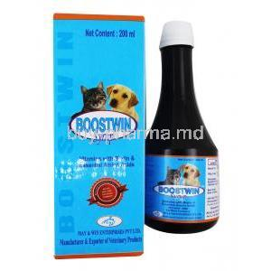 Boostwin Syrup for Pets