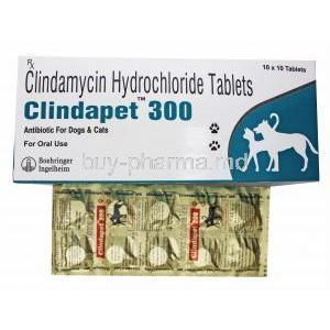Clindapet for Dogs and Cats, Clindamycin