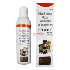 Dermotic Skin Lotion for Dogs