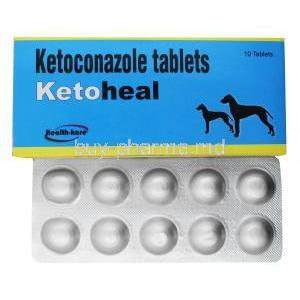 Ketoheal for Animals, Ketoconazole
