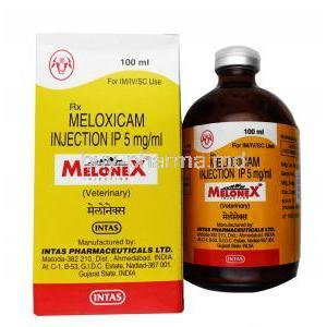 Melonex, Meloxicam Injection