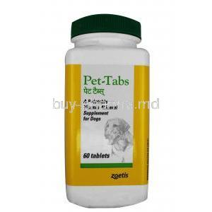 Pet-tabs Suppliment for Dog