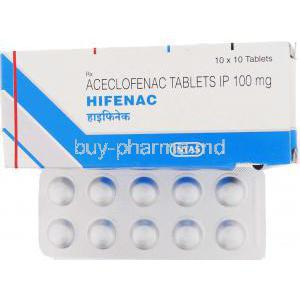 Aceclofenac Tablet