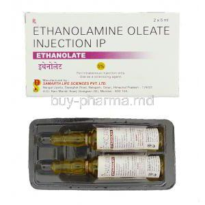 Ethanolamine Oleate Injection